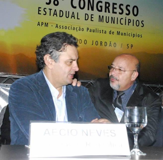 AÉCIO NEVES CONFIRMA PRESENÇA NO VIII CONGRESSO DA AMA