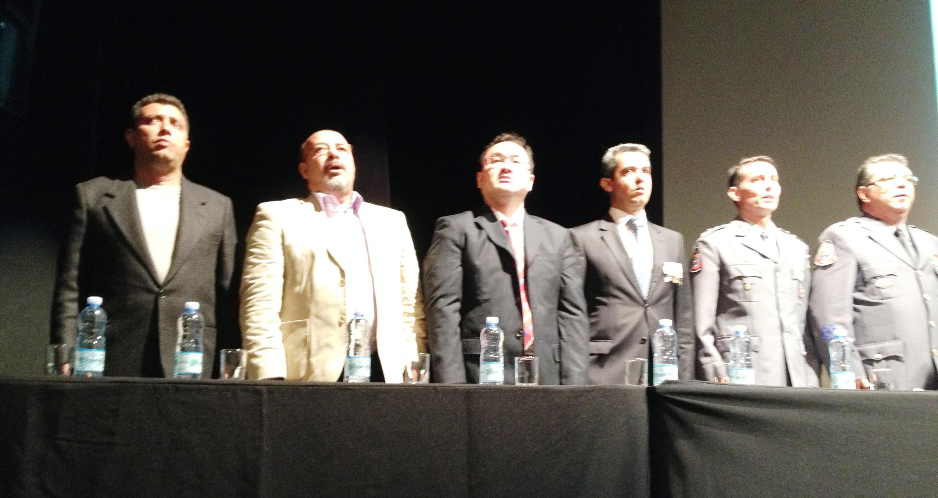 AMA PARTICIPA DE SOLENIDADE DE 8º ANIVERSÁRIO DO 52º BATALHÃO DA POLÍCIA MILITAR