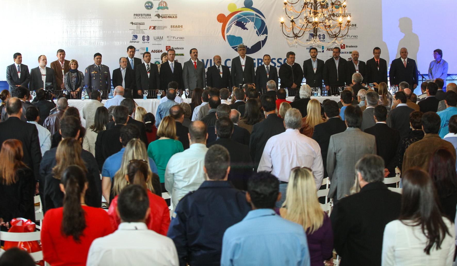 CONGRESSO DA AMA REÚNE MAIS DE 5 MIL GESTORES E AGENTES PÚBLICOS PARA DEBATER O DESENVOLVIMENTO REGIONAL