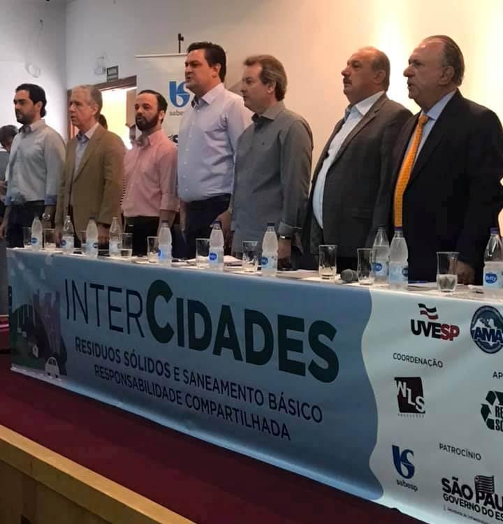 INTERCIDADES - RESÍDUOS SÓLIDOS E SANEAMENTO BÁSICO